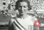 Image of 1932 Olympic games Los Angeles California USA, 1932, second 54 stock footage video 65675063355