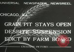 Image of Chicago Board of Trade Chicago Illinois USA, 1932, second 2 stock footage video 65675063356