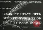 Image of Chicago Board of Trade Chicago Illinois USA, 1932, second 6 stock footage video 65675063356