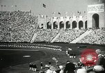 Image of Olympic games Los Angeles California USA, 1932, second 52 stock footage video 65675063359