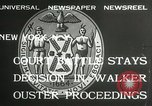 Image of James Walker Albany New York USA, 1932, second 2 stock footage video 65675063361