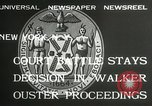 Image of James Walker Albany New York USA, 1932, second 4 stock footage video 65675063361