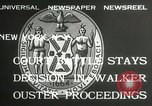 Image of James Walker Albany New York USA, 1932, second 6 stock footage video 65675063361