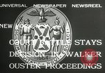 Image of James Walker Albany New York USA, 1932, second 8 stock footage video 65675063361