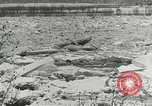 Image of damage from flood Kentucky United States USA, 1948, second 6 stock footage video 65675063364