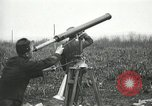 Image of French artillery crews Artois France, 1913, second 18 stock footage video 65675063368