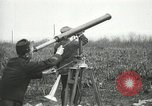 Image of French artillery crews Artois France, 1913, second 19 stock footage video 65675063368