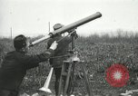 Image of French artillery crews Artois France, 1913, second 20 stock footage video 65675063368