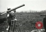 Image of French artillery crews Artois France, 1913, second 25 stock footage video 65675063368