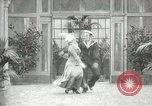 Image of Couple performing dances for camera Europe, 1913, second 2 stock footage video 65675063369
