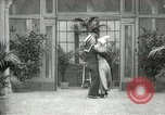 Image of Couple performing dances for camera Europe, 1913, second 7 stock footage video 65675063369