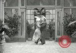 Image of Couple performing dances for camera Europe, 1913, second 8 stock footage video 65675063369