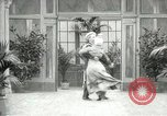 Image of Couple performing dances for camera Europe, 1913, second 9 stock footage video 65675063369
