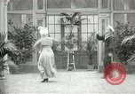 Image of Couple performing dances for camera Europe, 1913, second 12 stock footage video 65675063369