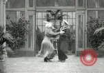 Image of Couple performing dances for camera Europe, 1913, second 13 stock footage video 65675063369
