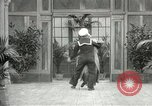 Image of Couple performing dances for camera Europe, 1913, second 14 stock footage video 65675063369