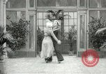 Image of Couple performing dances for camera Europe, 1913, second 15 stock footage video 65675063369