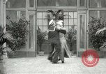 Image of Couple performing dances for camera Europe, 1913, second 16 stock footage video 65675063369