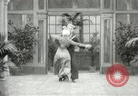 Image of Couple performing dances for camera Europe, 1913, second 18 stock footage video 65675063369