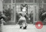 Image of Couple performing dances for camera Europe, 1913, second 19 stock footage video 65675063369