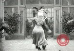 Image of Couple performing dances for camera Europe, 1913, second 20 stock footage video 65675063369