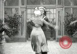 Image of Couple performing dances for camera Europe, 1913, second 21 stock footage video 65675063369