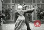 Image of Couple performing dances for camera Europe, 1913, second 22 stock footage video 65675063369