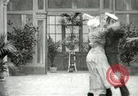 Image of Couple performing dances for camera Europe, 1913, second 23 stock footage video 65675063369