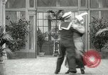 Image of Couple performing dances for camera Europe, 1913, second 24 stock footage video 65675063369