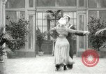 Image of Couple performing dances for camera Europe, 1913, second 26 stock footage video 65675063369
