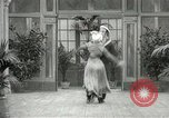 Image of Couple performing dances for camera Europe, 1913, second 27 stock footage video 65675063369