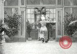 Image of Couple performing dances for camera Europe, 1913, second 29 stock footage video 65675063369