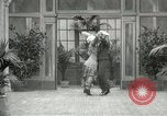 Image of Couple performing dances for camera Europe, 1913, second 30 stock footage video 65675063369