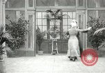 Image of Couple performing dances for camera Europe, 1913, second 32 stock footage video 65675063369