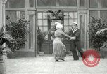 Image of Couple performing dances for camera Europe, 1913, second 33 stock footage video 65675063369