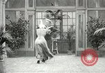 Image of Couple performing dances for camera Europe, 1913, second 34 stock footage video 65675063369