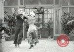 Image of Couple performing dances for camera Europe, 1913, second 35 stock footage video 65675063369