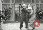 Image of Couple performing dances for camera Europe, 1913, second 36 stock footage video 65675063369