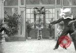Image of Couple performing dances for camera Europe, 1913, second 37 stock footage video 65675063369