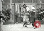 Image of Couple performing dances for camera Europe, 1913, second 38 stock footage video 65675063369