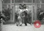 Image of Couple performing dances for camera Europe, 1913, second 39 stock footage video 65675063369