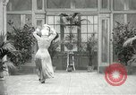 Image of Couple performing dances for camera Europe, 1913, second 40 stock footage video 65675063369