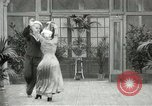 Image of Couple performing dances for camera Europe, 1913, second 41 stock footage video 65675063369