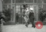 Image of Couple performing dances for camera Europe, 1913, second 44 stock footage video 65675063369