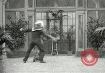 Image of Couple performing dances for camera Europe, 1913, second 45 stock footage video 65675063369