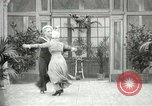 Image of Couple performing dances for camera Europe, 1913, second 46 stock footage video 65675063369