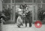 Image of Couple performing dances for camera Europe, 1913, second 47 stock footage video 65675063369