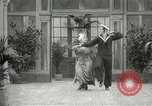 Image of Couple performing dances for camera Europe, 1913, second 48 stock footage video 65675063369