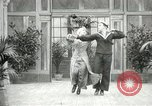 Image of Couple performing dances for camera Europe, 1913, second 49 stock footage video 65675063369