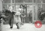 Image of Couple performing dances for camera Europe, 1913, second 52 stock footage video 65675063369